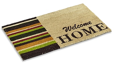 KEMPF Welcome Home Doormat