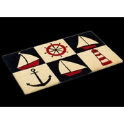 KEMPF Nautical Doormat