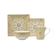 222 Fifth Casbah 16 Piece Dinnerware Set