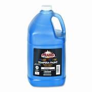 DIXON TICONDEROGA CO. Ready-to-Use Tempera Paint, Blue, One Gallon
