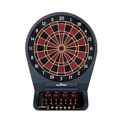 Arachnid Cricket Pro Electronic Dart Board 650