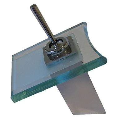 Novatto Monroe Single Handle Faucet; Chrome