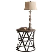 Crestview Heraldine End Table