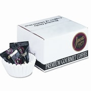 DISTANT LANDS COFFEE Coffee Portion Packs, 1-1/2oz Packs, 100pct Colombian