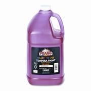 DIXON TICONDEROGA CO. Ready-to-Use Tempera Paint, Red, One Gallon