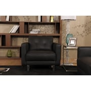 Sofas to Go Lincoln Leather Club Chair