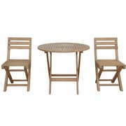 Anderson Teak Chester 3 Piece Dining Set