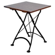 Furniture Designhouse European Caf  Bistro Table; 24'' x 24''