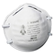 3M N95 Particle Respirator 8200 Mask, 20/Box