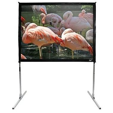 Elite Screens QuickStand Series White 150'' diagonal Portable Projection Screen; 250'' diagonal