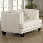 Amax Newport Leather Armchair