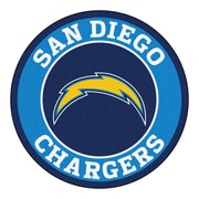 FANMATS NFL San Diego Chargers Roundel Mat