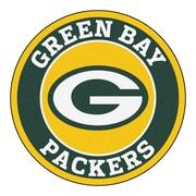 FANMATS NFL Green Bay Packers Roundel Mat