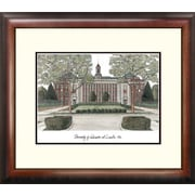 Campus Images NCAA University of Nebraska Alumnus Lithograph Framed Photographic Print