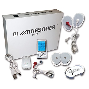 IQ Massager TENS Stimulator with Slippers