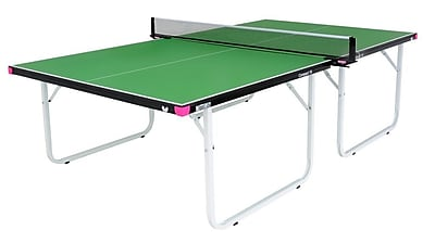 Butterfly Compact Butterfly Indoor Table Tennis Table; Green