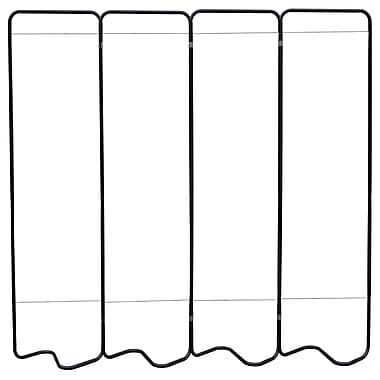 Omnimed 4 Section Beamatic Screen Frame - Black (153054B)