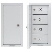 Omnimed Segmented Multi Door Narcotic Cabinet - IX-XII (182182)