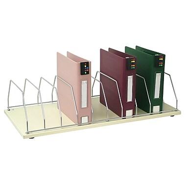 Omnimed Table Top Storage Rack 10 Slot Beige 264003