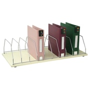 Omnimed Table Top Storage Rack  - 10 Slot - Beige (264003-10)
