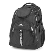 High Sierra Access Black Backpack (53671-1041)