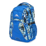 High Sierra Swerve Python/Vivid Blue/Black Backpack (53665-4968)