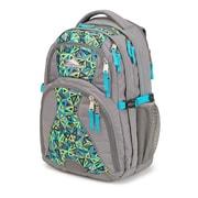 High Sierra Swerve Charcoal/Electric Geo/Tropic Teal Backpack (53665-4940)