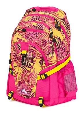 High Sierra Loop Paradise/Flamingo/Sunburst Backpack (53646-4971)