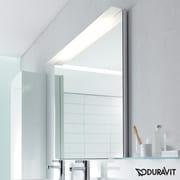 Duravit Delos Mirror without Sensor; 33.88'' H x 31.5'' W x 4.13'' D