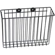 Omnimed Rectangular Transport Basket  - Black (350002)