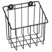 Omnimed Square Transport Basket  - Black (350005)