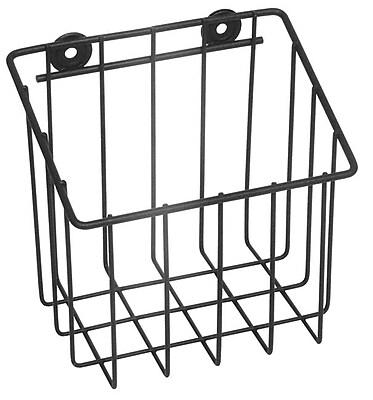 Omnimed Square Transport Basket - Black (350005)