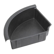 Omnimed  Poly Wheel Ring Tray  - Black (350055)
