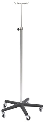 Omnimed Heavy Weight Manual IV Stand (741300)