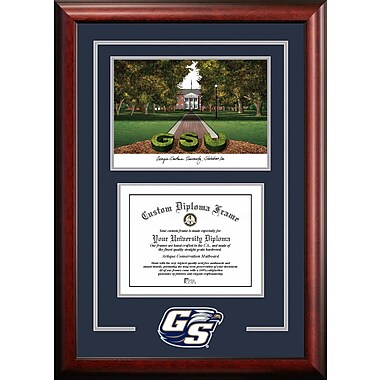 Campus Images NCAA Spirit Graduate Diploma Picture Frame; Georgia Southern Eagles