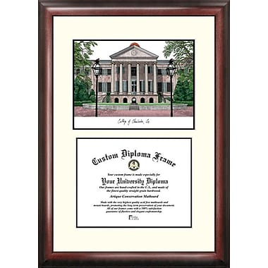 Campus Images NCAA Scholar Diploma Picture Frame; College of Charleston Cougars