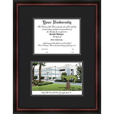 Campus Images NCAA Diplomate Diploma Picture Frame; Embry-Riddle Eagles