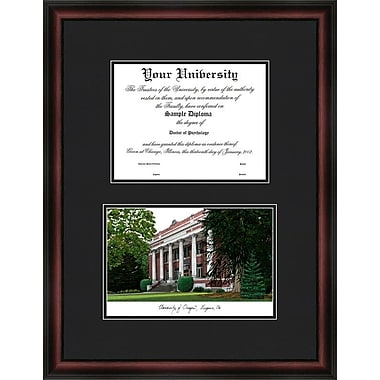 Campus Images NCAA Diplomate Diploma Picture Frame; Oregon Ducks