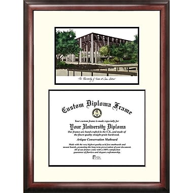 Campus Images NCAA Scholar Diploma Picture Frame; Texas, San Antonio Roadrunners