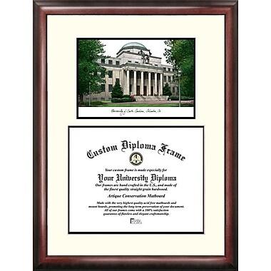 Campus Images NCAA Scholar Diploma Picture Frame; South Carolina Gamecocks