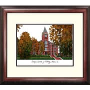 Campus Images Alumnus Lithograph Framed Photographic Print; Georgia Tech Yellow Jackets