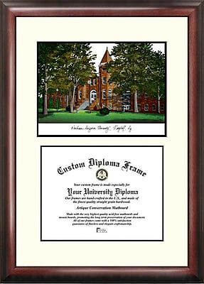 Campus Images NCAA Scholar Diploma Picture Frame; Northern Arizona Lumberjacks