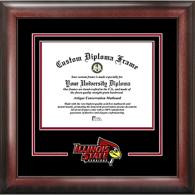 Campus Images NCAA Spirit Diploma size; Illinois State Redbirds