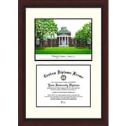 Campus Images NCAA Legacy Scholar Diploma Picture Frame; Delaware Blue Hens