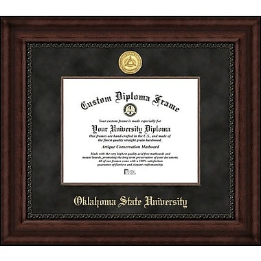 Campus Images NCAA Executive Diploma Picture Frame; Oklahoma State Cowboys