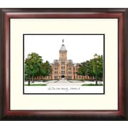 Campus Images NCAA Alumnus Lithograph Framed Photographic Print; Ohio State Buckeyes