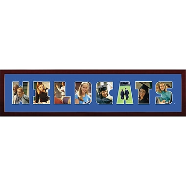Campus Images NCAA Spirit Collage Picture Frame; Kentucky Wildcats