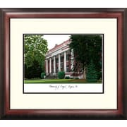 Campus Images NCAA Alumnus Lithograph Framed Photographic Print; Oregon Ducks