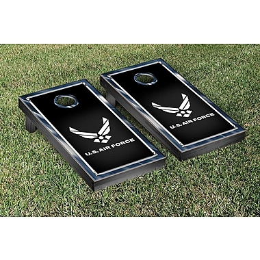 Victory Tailgate NCAA US Air Force Chrome Version Cornhole Game Set