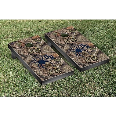 Victory Tailgate NCAA Richmond Spiders Mossy Oak Cornhole Game Set